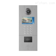 数字对讲系统4.3寸单元门口机