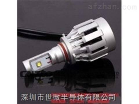 电瓶车灯ic摩托车大灯驱动ic低成本方案