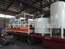 TEPS热固复合聚苯乙烯泡沫复合板设备