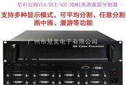 尼科32路DVI/VGA/HDMI/SDI画面分割器