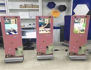 厂家直销21.5寸人脸识别幼儿园接送机
