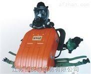 隔绝式氧气呼吸装置