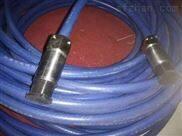 MHYBV-5矿用通信电缆带钢丝编织层