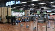 超市防盜桿、服裝防盜器安裝維修