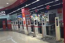 焦作超市防盗器集成门禁系统防盗支架安装