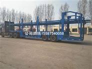 酒泉骨架式轿运挂车长度13.75米