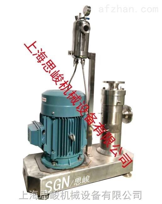 空心胶囊明胶研磨分散机