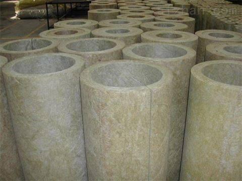 供应5公分岩棉管保温价格