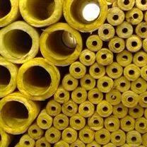 高温防火玻璃棉管厂家价格