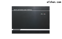 壁掛式網絡廣播終端 校園ip公共廣播系統