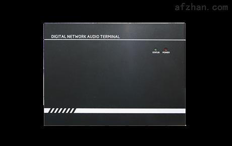 壁挂式网络广播终端 校园ip公共广播系统