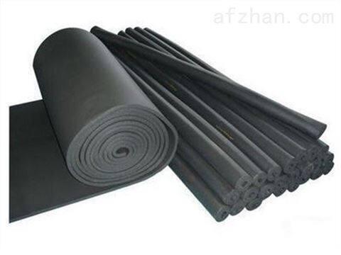 阻燃橡塑保温管||橡塑管供应价格