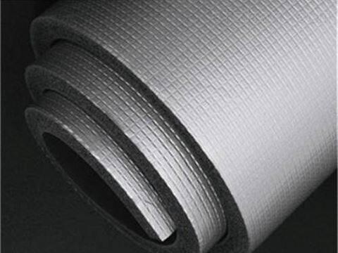 铝箔橡塑保温管||橡塑管市场价格