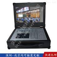 3U工业便携机视频采集一体机定制高清导播机