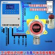 二氧化硫气体泄漏报警器,可燃性气体报警器报警后一直响怎么处理