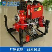 手抬机动消防泵参数 天盾消防器材产品