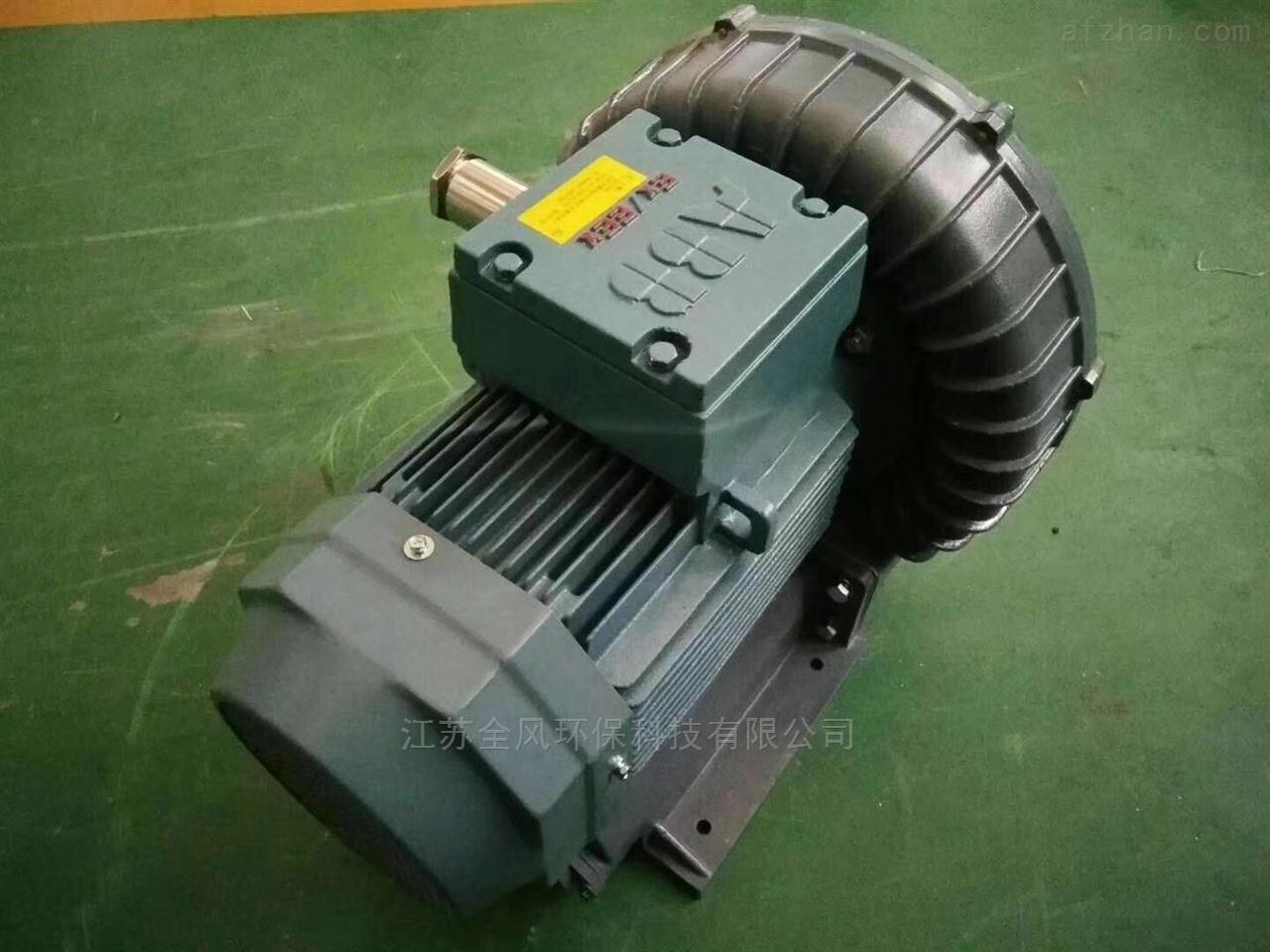 工业CT4防爆旋涡气泵