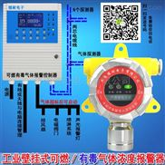 稀料溶剂检测报警器,煤气浓度报警器与防爆轴流风机怎么连接