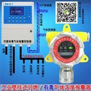 化工厂厂房醋酸甲酯泄漏报警器,可燃气体探测仪与专用声光报警器怎么连接