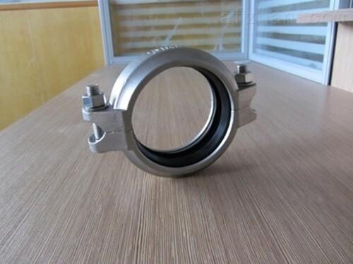 DN125型号管道高压卡箍广东省制造厂家