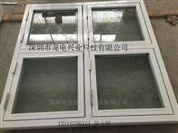 佛山某制药厂特大泄爆窗 泄压窗加工制作