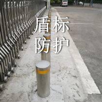升降阻车隔离柱 不锈钢电动液压升降庄