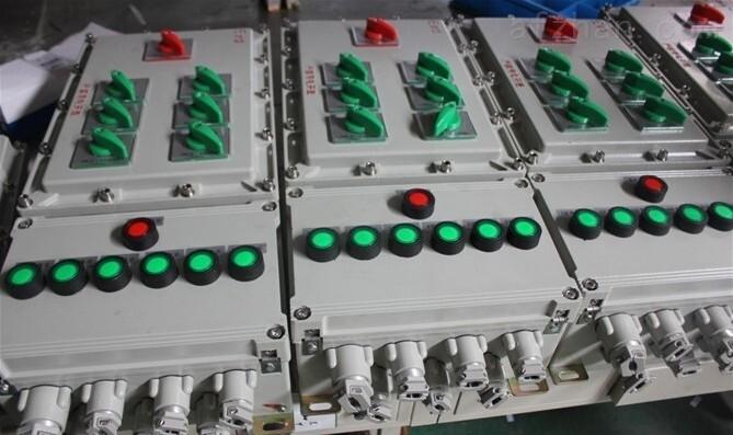 就地按钮箱防爆配电柜配电箱厂家价格