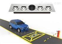 車底掃描通過式檢查系統性能
