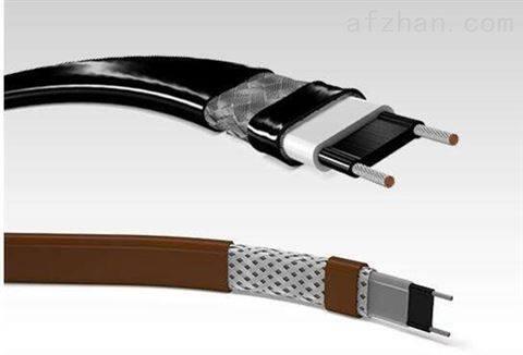 安装加热电缆缠绕方法