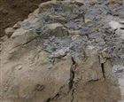 浏阳市岩石无声破碎剂单价,花岗岩破碎