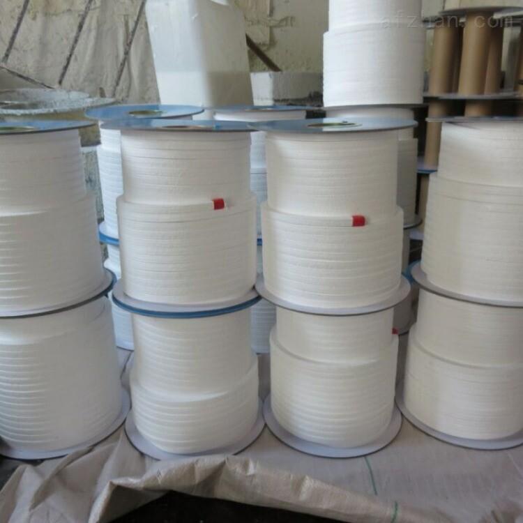 河北聚四氟乙烯盘根,厂家直供当天发货
