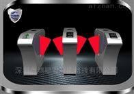 HSM-XZ智慧校园管理通道系统,速通开门翼闸门禁机