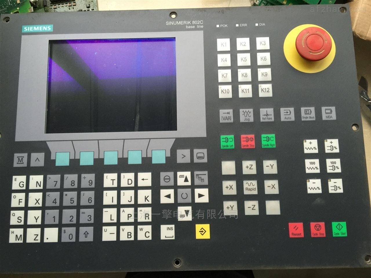 西门子数控系统NCU 572.5维修