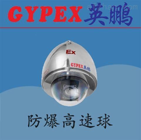 河南防爆球型摄像机,制药防爆监控器