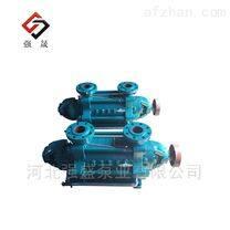 DG型矿用管道加压泵矿用多级污水泵