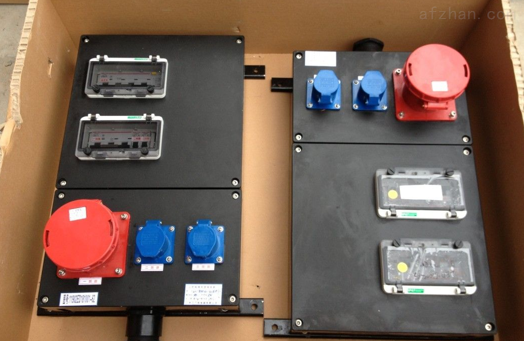 BXX8050-2/16A防爆防腐检修电源插座箱