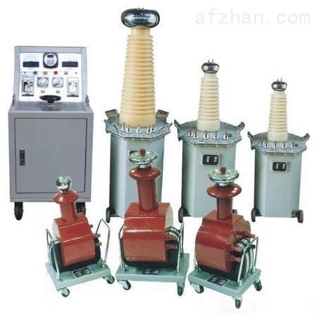油浸式试验变压器厂家