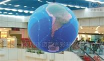 迈普光彩LED球形屏