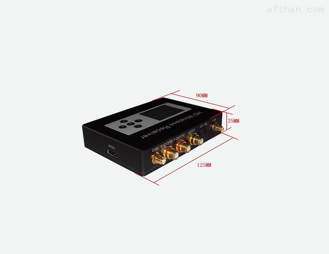 便携无线传输 移动视频无线接收