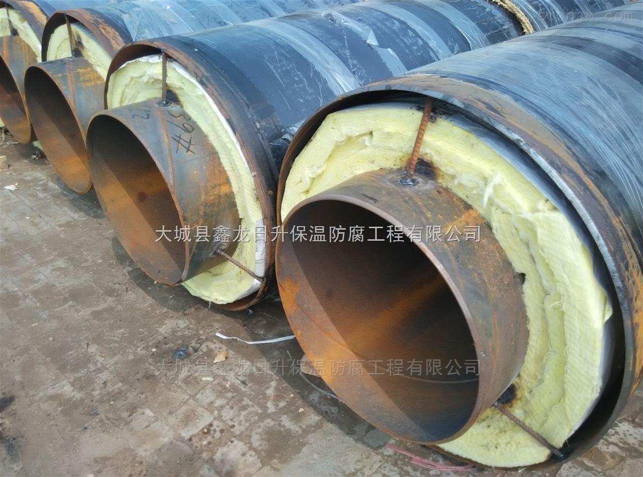 河南省钢套钢保温管价格
