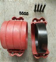 贵州省57焊接式柔性短管式卡箍经销商