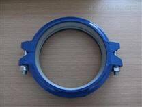 内蒙古自治区140柔性短管式卡箍价格生产