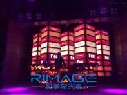 酒吧走動字幕led電子顯示屏廣告牌