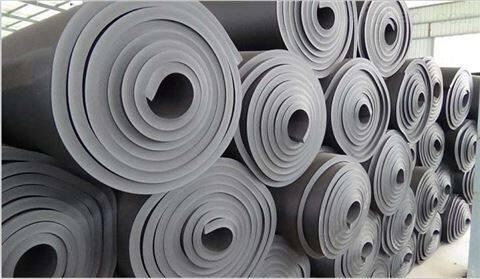 普通橡塑板产品用途\特点