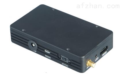 COFDM无线传输 便携式无线监控