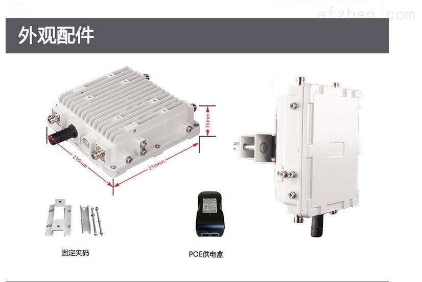 工业级数字网桥 CPE无线网桥 数据无线传输