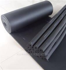 现货黑色B2级橡塑板