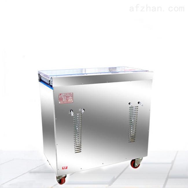 自动400型米砖真空包装机