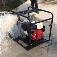 6寸本田柴油机防汛泵 自吸泵