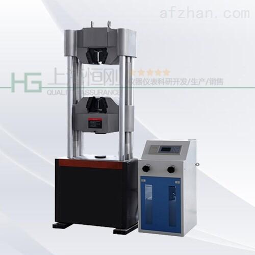 材料拉伸电液伺服万能试验机